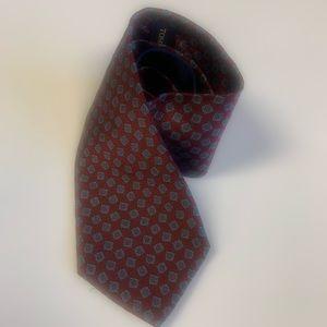 Tommy Hilfiger silk necktie. Vintage. EUC